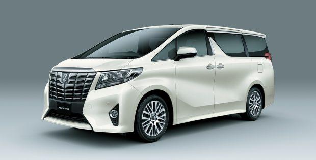 Sewa Mobil All New Toyota Vellfire di Bali