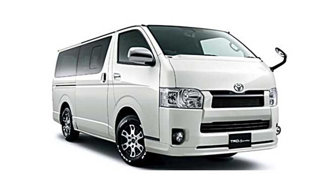 Toyota heace