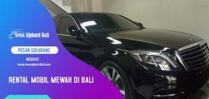 Rental Mobil Mewah di Bali