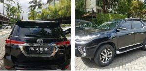 Promo Sewa Mobil Mewah di Bali untuk Akhir Tahun