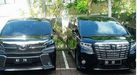 Mobil Mewah Untuk Kegiatan Metting di Bali