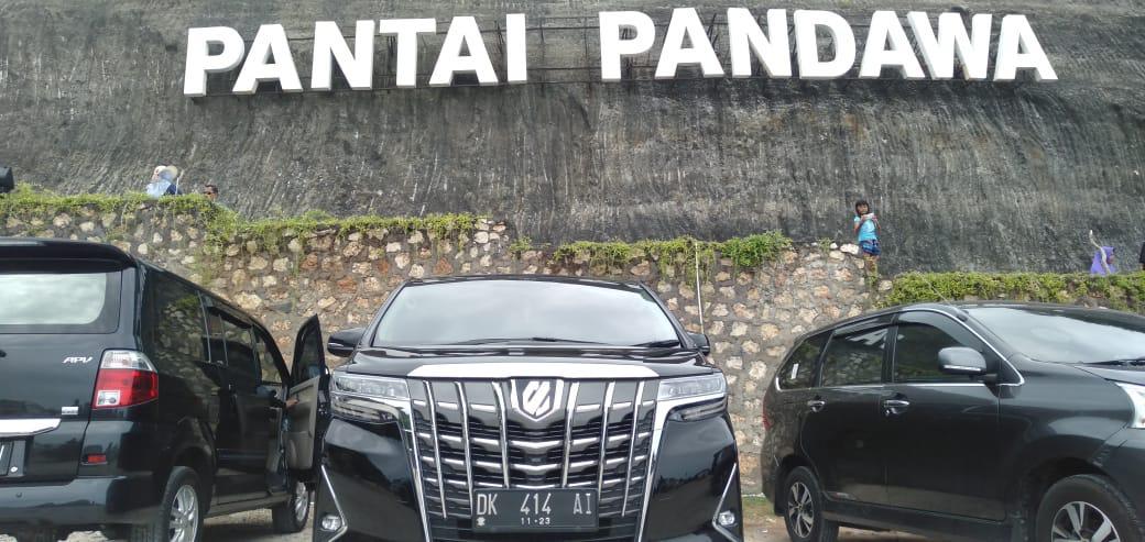 Sewa Alphard Bali Terbaik di Sini