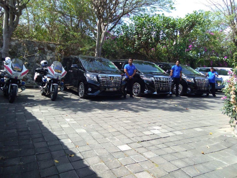 Tour Murah di Bali dengan Alphard