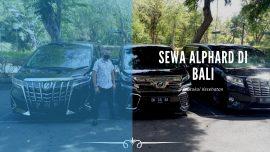 Protokol Kesehatan sewa alphard di Bali